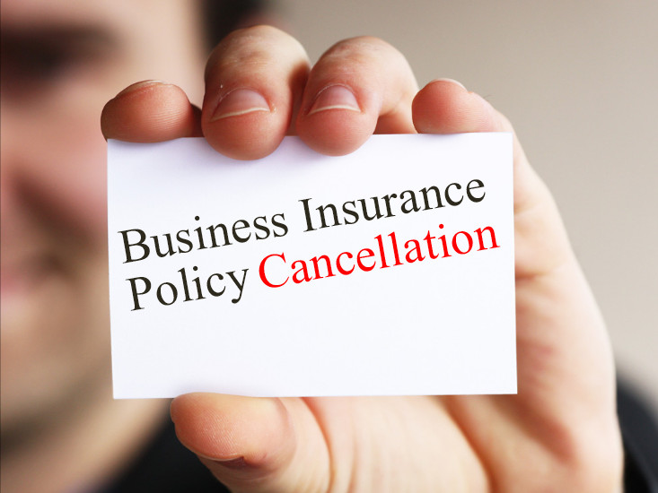 Business Insurance Policy Cancellation Procedure